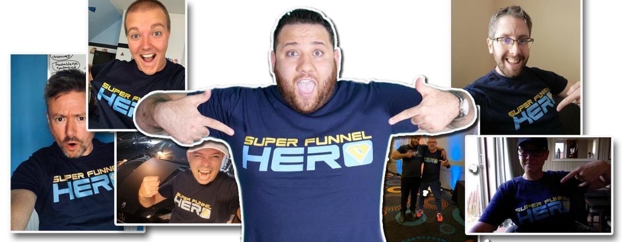 Super Funnel Hero Testimonials